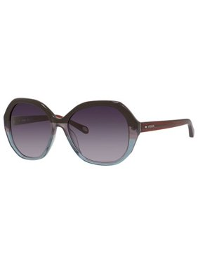 747b2c4d9d Product Image Fossil 2031 S Sunglasses 0RPV 57 Brown Gray (F8