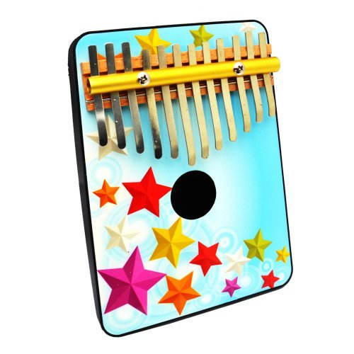 Schoenhut 12 Note Stars Thumb Piano