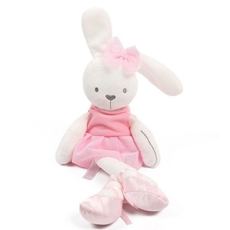 Cotton Cute Soft Rabbit Doll Original Stuffed Plush Toy Doll Rabbit Stuffed Baby Toy Birthday Gifts For Girls Kids - Birthday Stuff For Girls