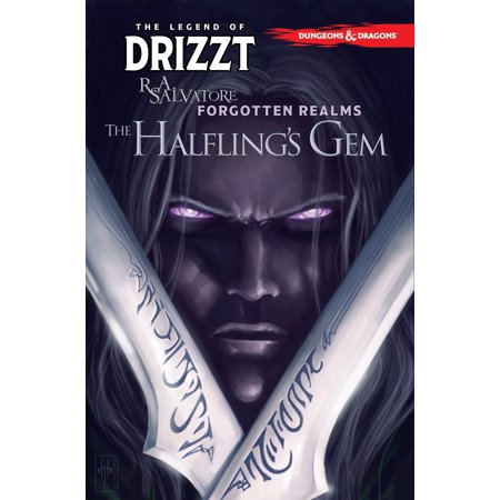 Dungeons & Dragons: The Legend of Drizzt Volume 6 - The Halfling's (Dragon Stone Sphere)