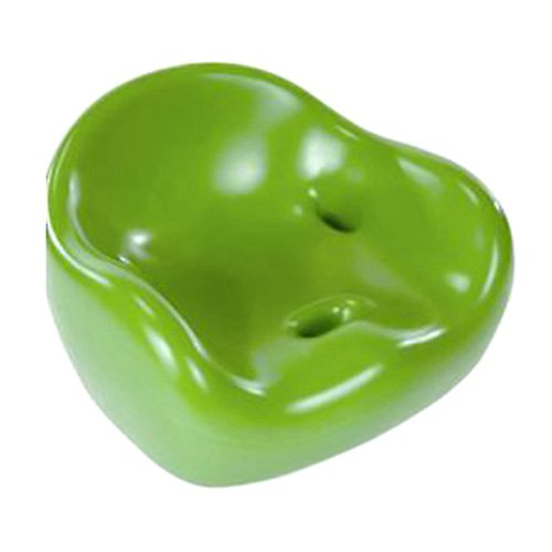 Keekaroo Cafe Booster Chair - Lime