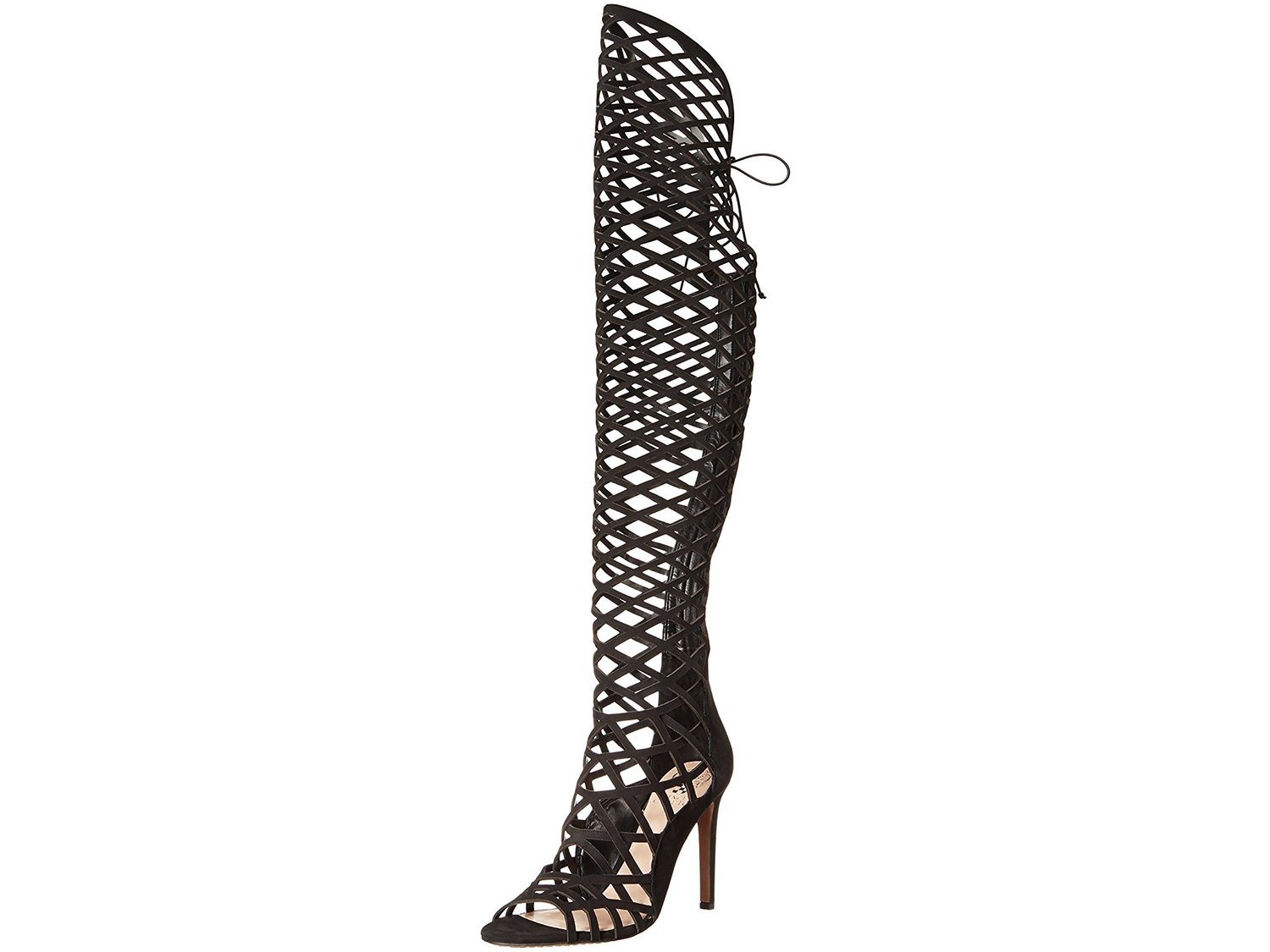 Vince Camuto Damenschuhe keliana keliana Damenschuhe Fabric Open Toe Over Knee Fashion 675051