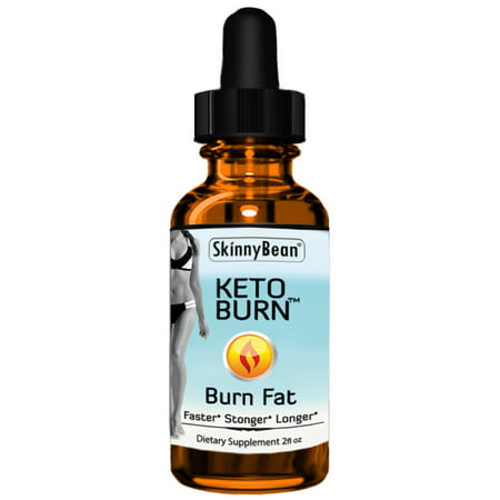 KETO BURN Diet Drops by Skinny Bean faster - Energy Diet Pill