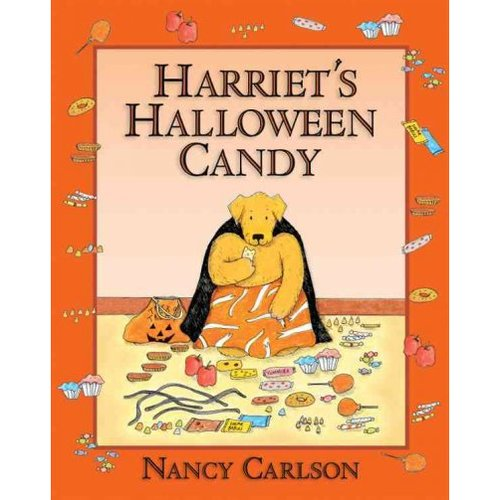 Harriet's Halloween Candy (Revised Edition)