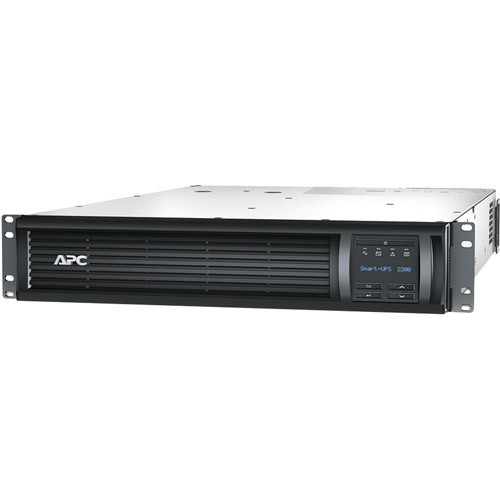 APC SMT2200RM2U Smart-UPS Rack-Mount System (2,200VA) by APC