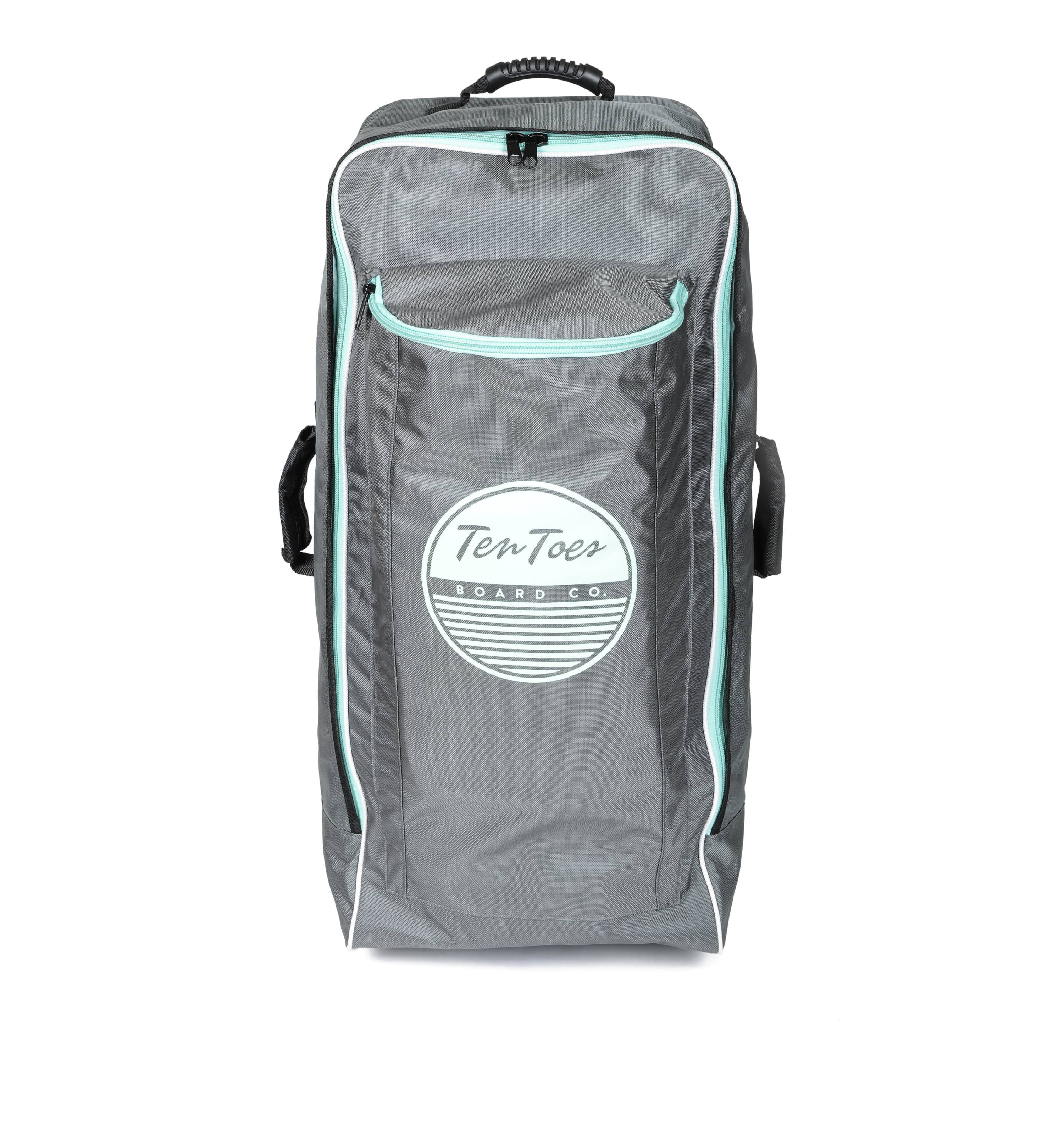Ten Toes Rambler iStand Up Paddle Board Carrying Ruck Sack, Black by Ten Toes