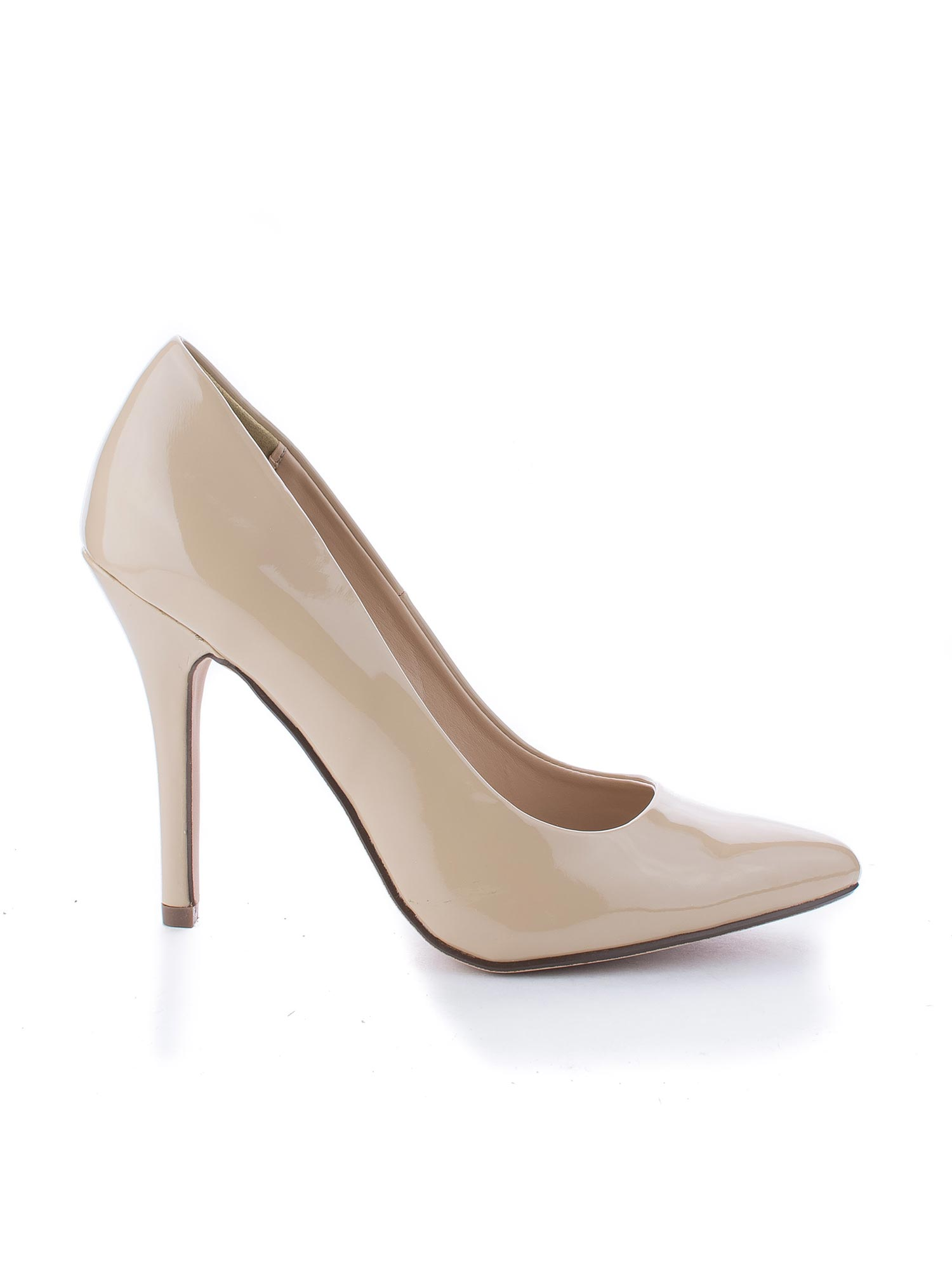 Date by Delicious, Classic High Heel Pointed Pointy Toe Dress Plain Pump, Women New Shoes