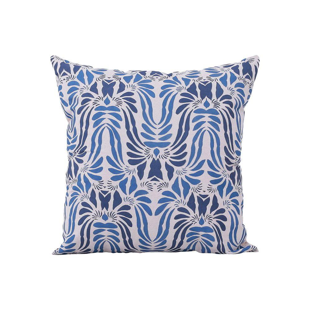 Graphic Embellishment Pillow