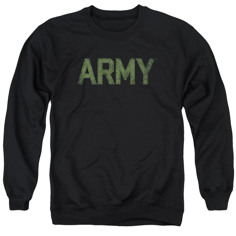 Army Type Mens Crewneck Sweatshirt