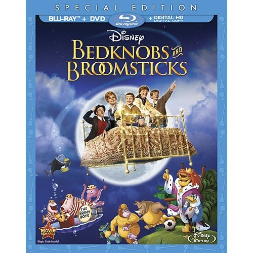 BEDKNOBS & BROOMSTICKS-SPECIAL EDITION (BLU-RAY/DVD/DHD/2 DISC)