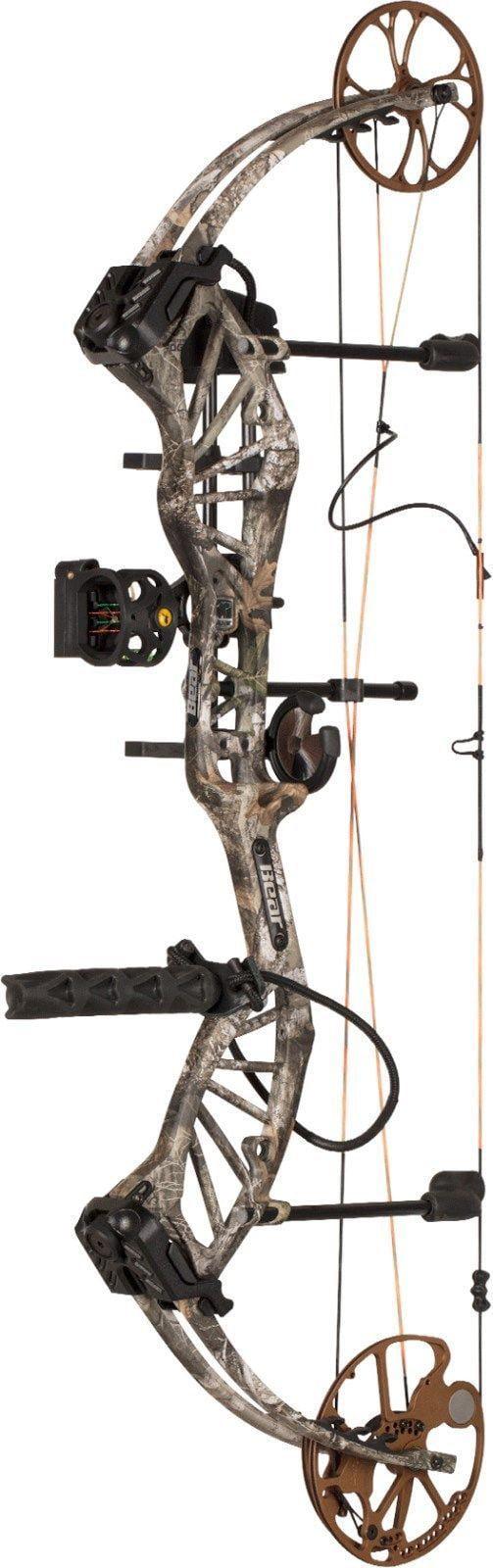 Bear Archery Approach RTH Compound Bow 70# RH Realtree Edge by Bear Archery