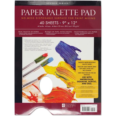 Studio Series Paper Palette Pa (Other) - Palette Paper