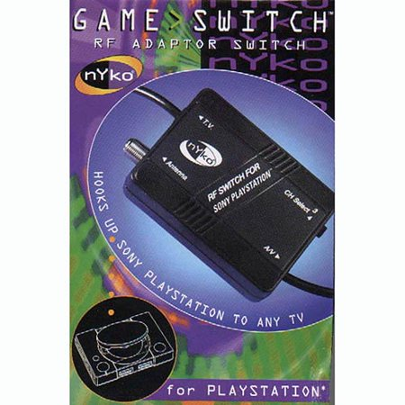 RF Game Switch PSX by NYKO