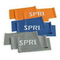 SPRI Flat Band Kit, 3 pack (Light, Medium, Heavy)