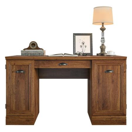 Better Homes & Gardens Dean Double Pedestal Desk, Multiple Finishes ()