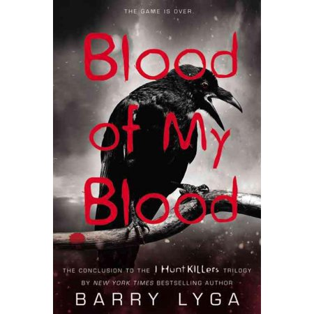 Blood of My Blood, Barry Lyga Paperback - image 1 of 1