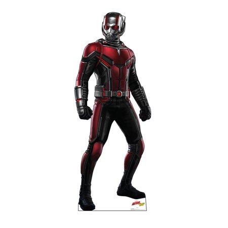 Ant-Man Life Size Cardboard Cutout Life Size Party Prop Decor Birthday Party Supplies Size - 70