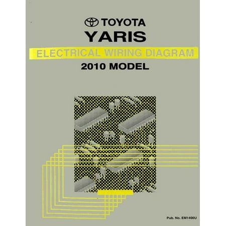 Bishko OEM Repair Maintenance Wiring Schematics Bound for Toyota Yaris (Toyota Yaris 2010 Price In Saudi Arabia)