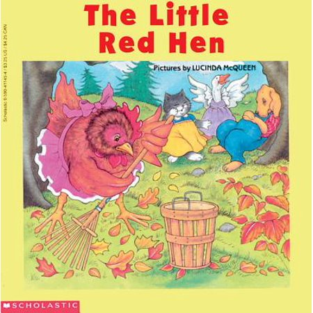 The Little Red Hen (The Little Red Hen By Lucinda Mcqueen)
