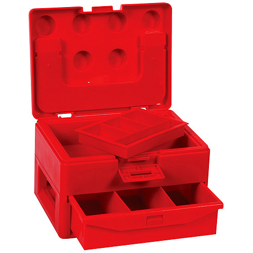 Wonderful LEGO Deluxe Brick And Minifigure Storage Carrying Case