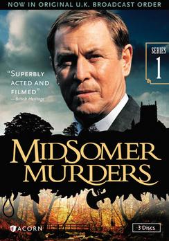 Midsomer Murders: Series 1 (DVD) by RLJ/SPHE