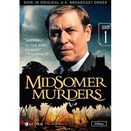 Midsomer Murders: Series 1 (DVD)](Midsomer Murders Halloween)