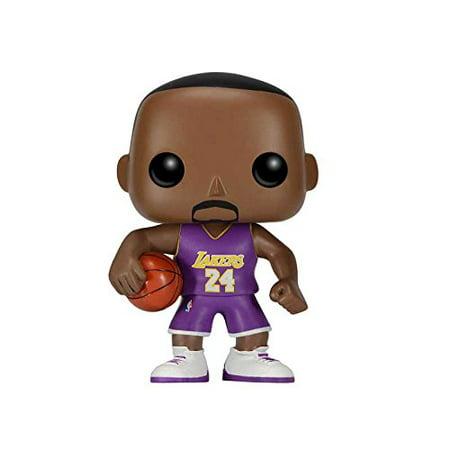 Funko Pop Asia NBA Kobe Bryant #24 Purple Jersey Kobe Bryant Nba