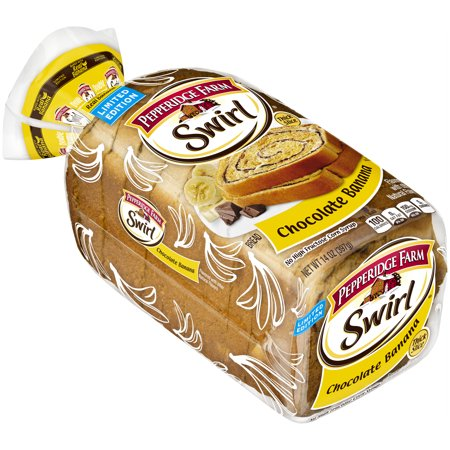 Chocolate Banana Swirl Bread Pepperidge Farm