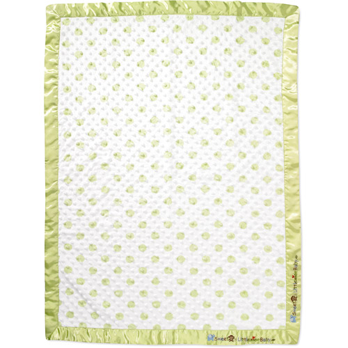Child of Mine - Popcorn Velboa Blanket, Boy