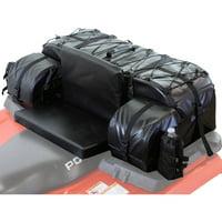 Arch Series ATV Rear Cargo Bag, Black
