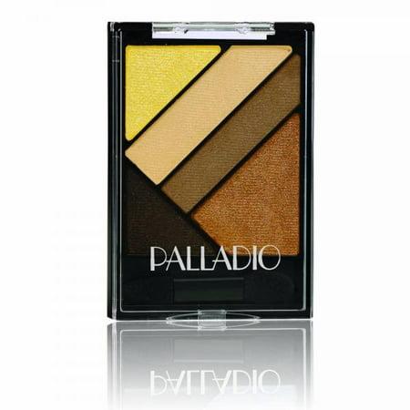 Palladio Silk FX Eyeshadow Palette, Rendez-vous, 0.09 Ounce (Palladio Silk)