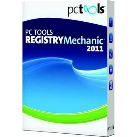 Pc Tools Registry Mechanic 2011   1 User 1 Pc  Dvd Rom  Windows
