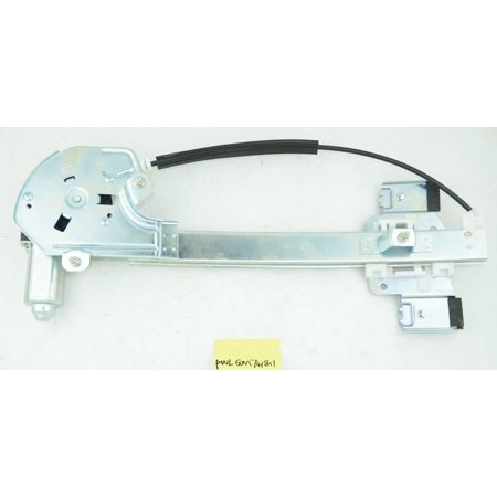 00-05 Buick LeSabre Rear Left Driver Side Power Window Regulator With Motor Buick Riviera Window Motor