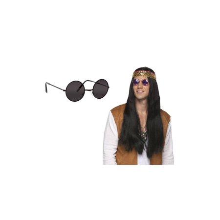 Elphaba Defying Gravity Costume (Hippie Costume Kit)