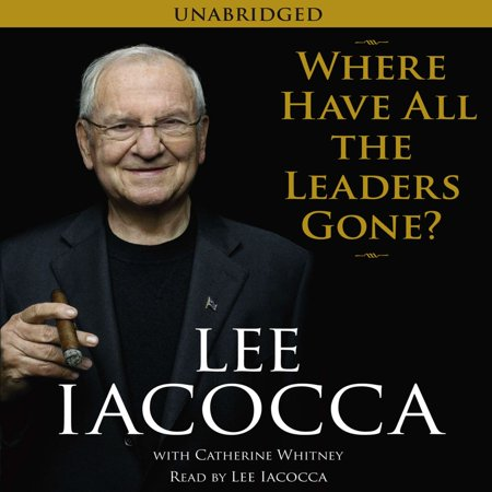 Where Have All the Leaders Gone? - Audiobook (All Leaders Have The Same Personality Traits)