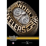 NFL America's Game: Pittsburgh Steelers Super Bowl X (DVD) by Allied Vaughn