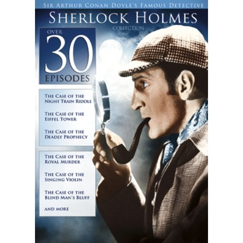 Sherlock Holmes Collection: 33 Episodes