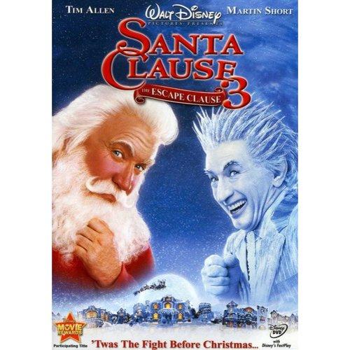 The Santa Clause 3: The Escape Clause (Widescreen)