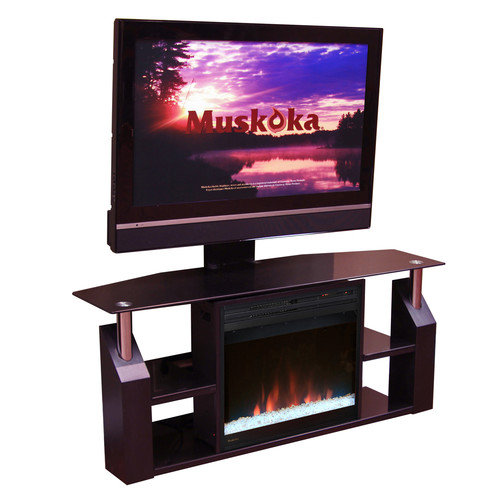 Muskoka Domus 53'' TV Stand with Electric Fireplace