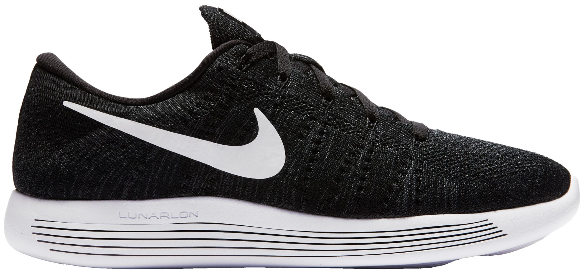 brand new 188ea eb340 ... australia nike mens lunarepic low flyknit running shoes black 12.0  walmart d9444 d487a