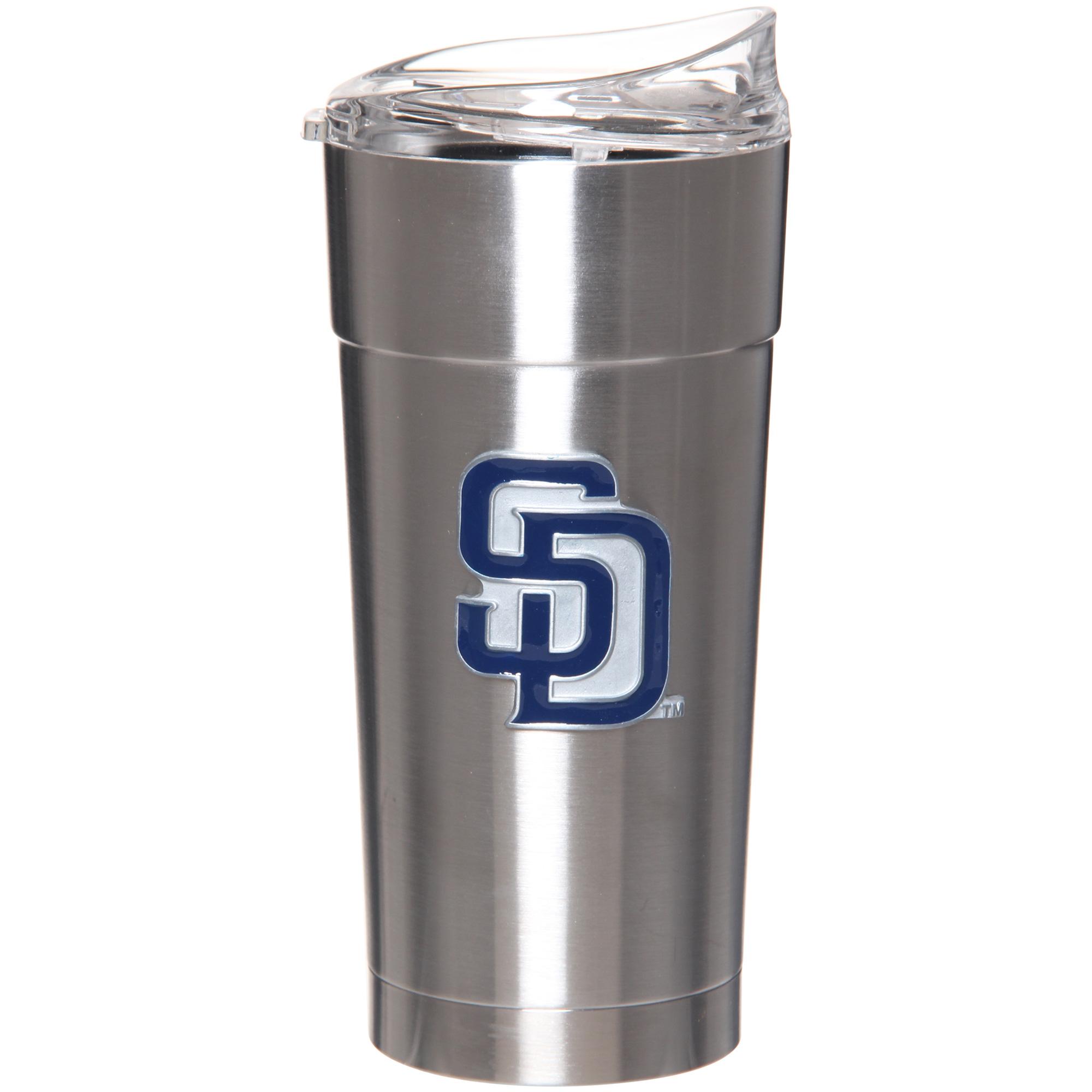 San Diego Padres 24oz. Eagle Tumbler - No Size