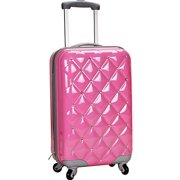 Rockland Princess 20 In. Polycarbonate Carry On