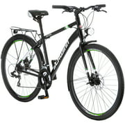Schwinn 700c Central Commuter Bike, Black