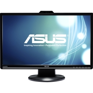24IN WS LCD 1920X1080 1080P VK248H-CSM DVI VGA BLACK 2MS SPKR by ASUS - DISPLAY