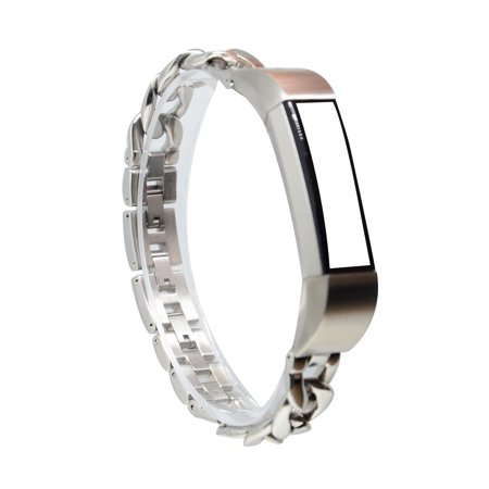 Stainless Steel Replacement Band for Fitbit Alta & Alta HR, Seraph Gear