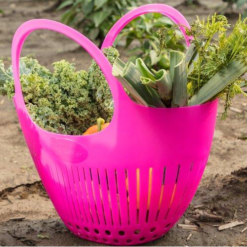 Hutzler Harvest Garden Colander Basket
