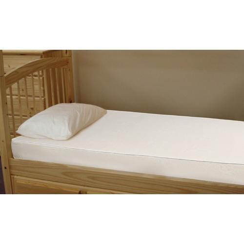 "Cradlesoft 6"" 2 Sided Bunk Bed Mattress Twin XL 2 2 Sided"