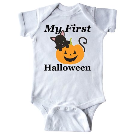 My First Halloween Infant Creeper