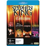 Stephen King Blu Ray Collection (Blu-ray) by
