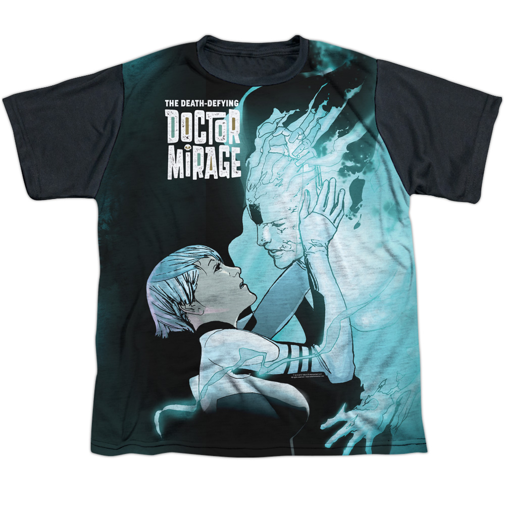 Doctor Mirage Connecting Big Boys Sublimation Shirt